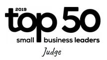 Judge for Top 50 small business leaders