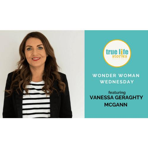 Wonder Woman Wednesday - Vanessa Geraghty Vivacity Marketing