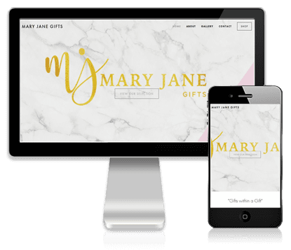 Mary Jane Gifts - Coaching client of Vivacity Marketing