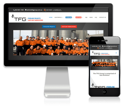 Vivacity Marketing SEO Client - TFG