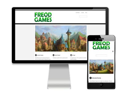 Freod Games Marketing Coaching Client of Vivacity Marketing