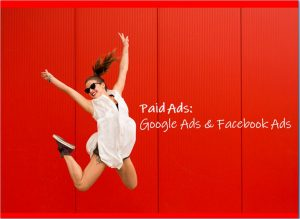 Paid Ads Google Ads and Facebook ADs