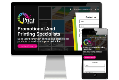 Print Integrity client of Vivacity Marketing