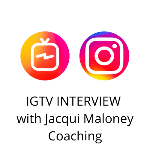 IGTV Interview with Vanessa Geraghty from Vivacity Marketing
